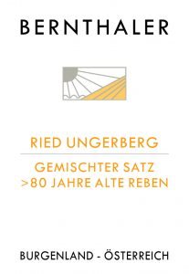 Bernthaler Bio Wein - Ungerberg