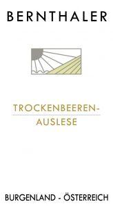 Bernthaler Bio Wein - Trockenbeerenauslese