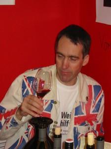 Weinkritiker Stuart Pigott